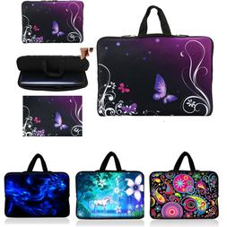 """15 Inch Laptop Notebook Sleeve Case Bag Cover 15.6""""For HP De"""