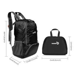 35L Water Resistant Lightweight Hiking Backpack 15 Inch Lapt