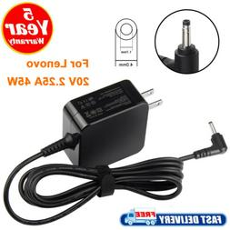 For Lenovo 45W 20V 2.25A PA-1450-55LL Laptop Charger AC Powe