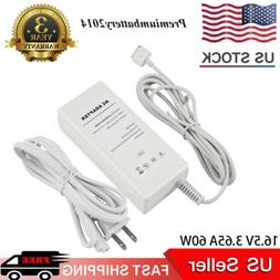 "60W AC ADAPTER LAPTOP CHARGER FOR APPLE MACBOOK PRO 13"" A127"