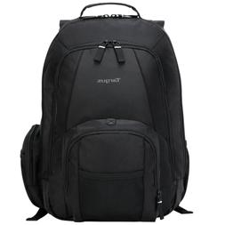Targus Groove Backpack for 16-Inch Laptops, Black