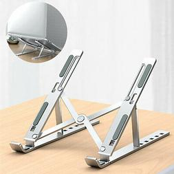 Portable Adjustable Laptop Stand Notebook Tablet Holder Fold