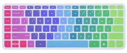Colorful Keyboard Cover for HP Stream 14 inch Laptop | HP St