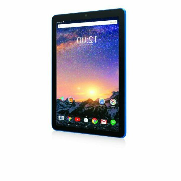 """11.5"""" 32GB with keyboard Android OS, Blue"""
