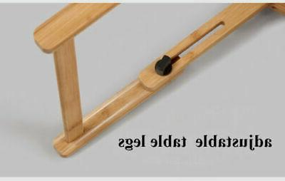 Portable Foldable Notebook Table Tray computer