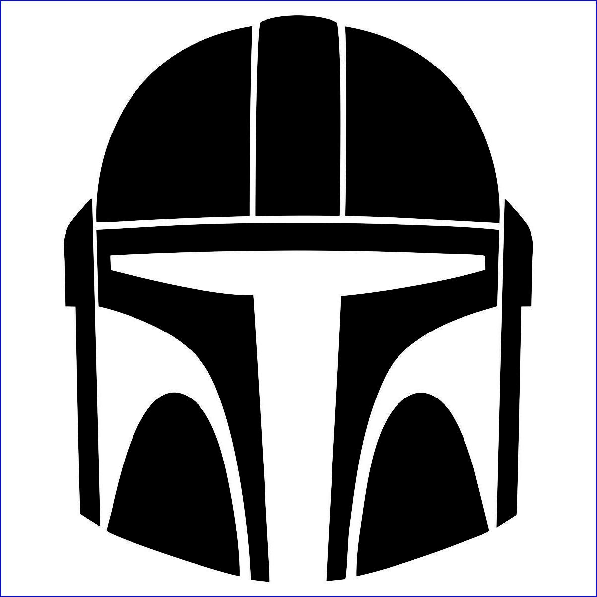 The Decal Sticker & Size Star Wars,