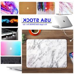 Laptop hard case Keyboard Screen cover for Apple Mac MacBook