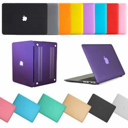 Laptop Rubberized Hard Cover Case for Apple Macbook Air 13 i