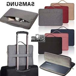 """Laptop sleeve Case Carry Bag Pouch For Various 10.1"""" 11.6"""" 1"""
