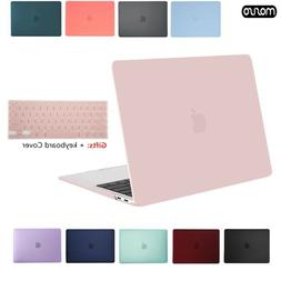 Mosiso Laptop Matte Case for Macbook Air 13 inch A1932 Keybo
