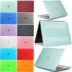 "Matte Clear Laptop Shell Case For Apple Macbook Air13""11""Pro"