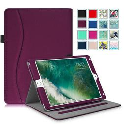 Multiple Angles Folio Case Cover for iPad 9.7 2018 2017 / iP