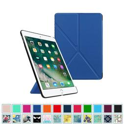 Origami Slim Case Stand Cover For New iPad 9.7 Inch 2017 / i