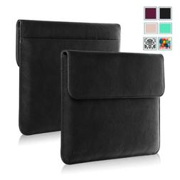 Premium PU Leather Carry Case Bag Cover Laptop Sleeve for Ma