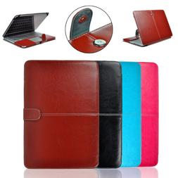 """PU Leather Laptop Sleeve Bag Case Cover For 13.3"""" Mac book A"""