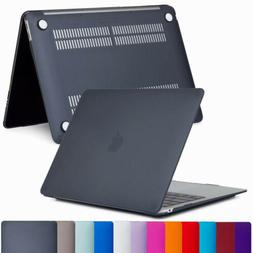 Rubberized Hard Laptop Case Slim Shell For Apple Macbook Air