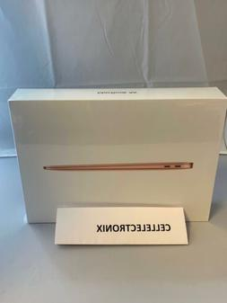 "SEALED Apple MacBook Air 13"" 2019  Gold 2-DAY SHIPPING"