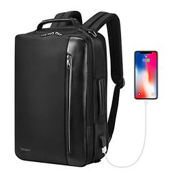 Fintie Slim Laptop Backpack, Convertible Flight Approved Car