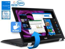 """Acer Spin 3 15"""" Touch, i5-7200U, 8GB RAM, 512GB NVMe + 1TB H"""