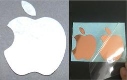 Apple Sticker PC Mac Laptop Metal Decal Emblem Variations Co
