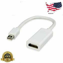 JacobsParts Thunderbolt Mini Display Port DP to HDMI Cable A