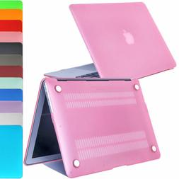 Ultra Thin Rubberized Slim Shell Laptop Case Cover For Apple