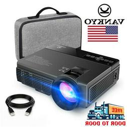 Vankyo Leisure 3 LED Projector 3600Lux 1080P Home Theater HD