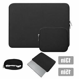 Waterproof Soft Laptop Sleeve Case Bag Cover Pouch for MacBo